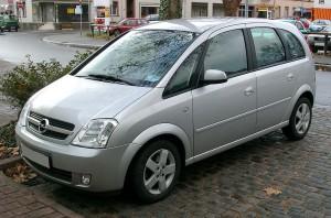 Verkauf von Mini-Van