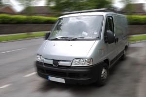 Verkauf von Van